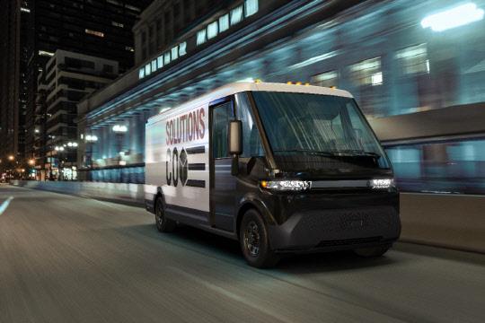 [CES 2021] GM, 물류회사 운송 효율성 극대화한다…신규사업 '브라이트드롭' 공개